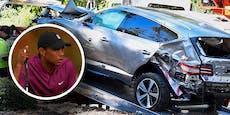 Polizei hat Durchsuchungsbefehl für Woods-Unfallauto