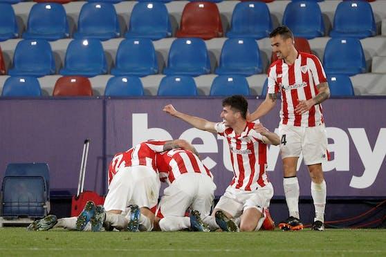 Historische Chance für Athletic Bilbao