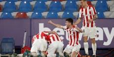Kurios: Wird Bilbao in einem Monat zwei Mal Cupsieger?