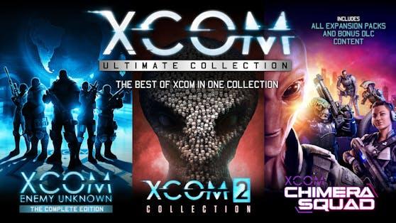 """Das Beste von """"XCOM"""" in einer Sammlung – vom 4. bis 18. März zum Sonderpreis!"""
