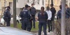 Bande schlägt Bub in Wiener Park bei Raubversuch nieder