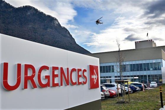 Die Patientin sollte von Rennez ins Unispital überwiesen werden.