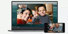 WhatsApp führt lang ersehntes Videoanruf-Feature ein