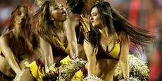 Sexismus? NFL-Team will Männer als Cheerleader