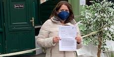 Strafe für Wirtin wegen vier Prosecco am Nachbarstand