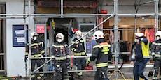 Trafikantin nach Brandanschlag weiter in Lebensgefahr