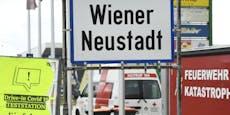 Ausreisekontrollen für Wr. Neustadt enden heute Nacht