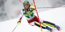 Stockerl-Serie von Liensberger reißt im Jasna-Slalom