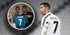 """Darum ruft Ronaldo UFC-Star Khabib """"fast täglich"""" an"""