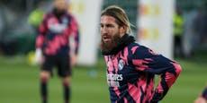 Druckmittel Alaba: Real setzt Kapitän Ramos Ultimatum
