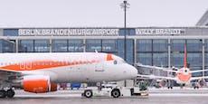 Sonne löst auf dem Flughafen Berlin Brandalarm aus