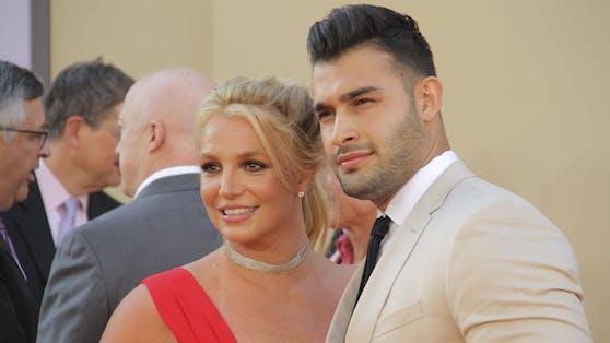 """Seit fünf Jahren sind Britney Spears und Sam Asghari ein Paar. Der Tänzer kann sich sogar gut vorstellen, ein """"junger Vater"""" zu sein."""