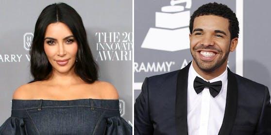 Drake macht in seinem neuen Song wieder Andeutungen auf eine verbotene Liebe zu Kim Kardashian.