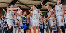 Wiener Basketball-Verein bangt um seine Existenz