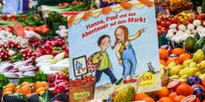 Neues Pixi-Buch erklärt Tierwohl auf Wiens Märkten