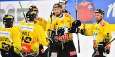 Eishockey: Das sind die Viertelfinal-Paarungen