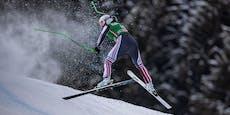 Ski-Star legt in Saalbach spektakuläre Pirouette hin