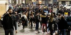 Österreich-Nachbar verschärft wieder Corona-Maßnahmen