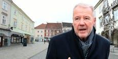 Wut-Bürgermeister wehrt sich gegen Ausreise-Testpflicht