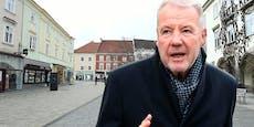 Covid-Demos in Wr. Neustadt sorgen für Ärger