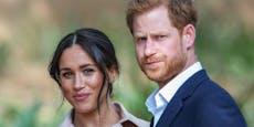 Prinz Harry fliegt nach London – darf Meghan nicht mit?