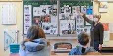 Lehrervertreter fordern vier Wochen harten Lockdown