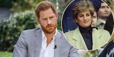 Prinz Harry äußert sich kurz vor Dianas Geburtstag