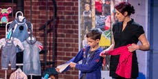 7-Jähriger in TV-Show erfand kluge Mode