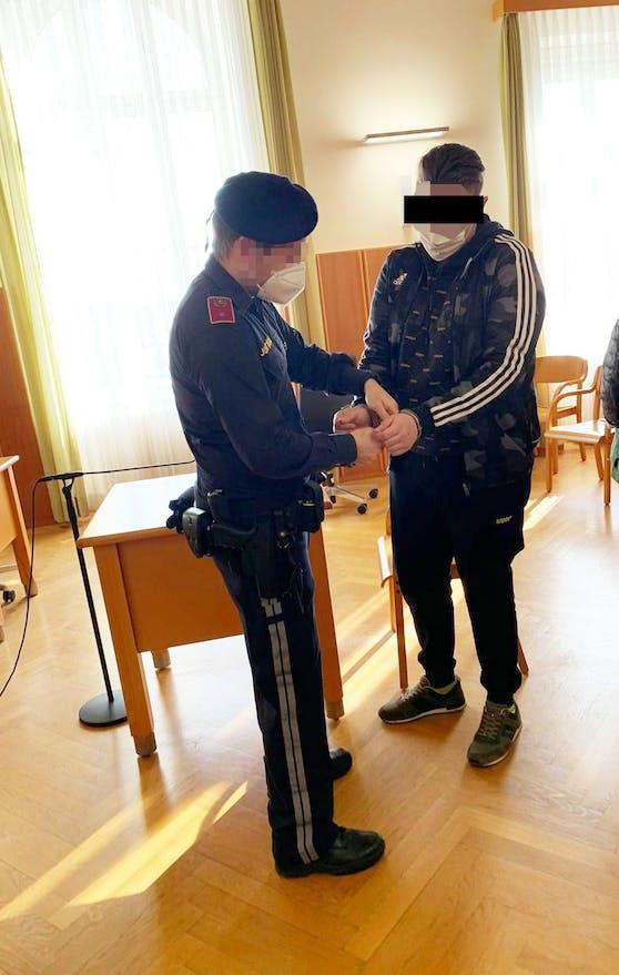 Der Angeklagte (28)