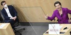 """Komm, Rudi"" – Frauen-Wutrede im Parlament"