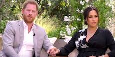 Harry und Meghan in England so unbeliebt wie noch nie