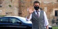 Diebe stehlen Tom Cruise bei Dreharbeiten Auto & Gepäck