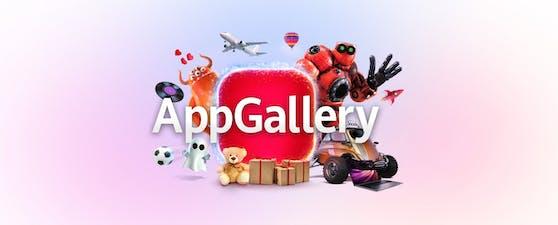 Wachstum bei der Huawei AppGallery: App-Downloads in 12 Monaten fast verdoppelt.