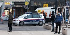 Infizierte Frau (30) ging auf Diebestour in Wien
