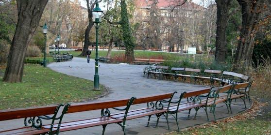 Der Vorfall ereignete sich im Wiener Stadtpark.