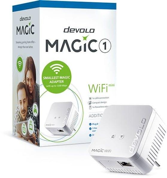 devolo Magic 1 WiFi: der Allrounder.