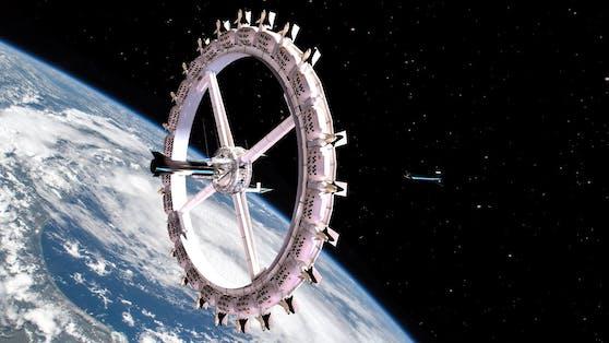 Die Voyager Station soll schon 2027 die ersten Gäste empfangen.
