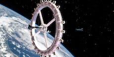 Erstes Weltraumhotel soll 2027 eröffnen