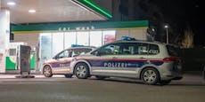 Streit an Tankstelle geriet völlig außer Kontrolle