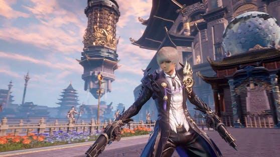 """""""Blade & Soul"""" – Unreal Engine 4 Update erscheint diesen Sommer."""