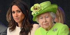 Meghan verrät, wie ihr Verhältnis zur Queen ist