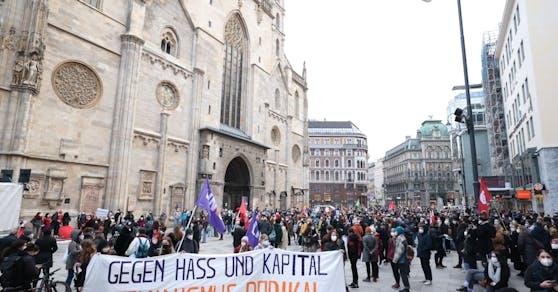 Demo Hannover Heute 2021