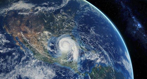 Von den heute rund 20 Prozent bleiben weniger als ein Prozent Sauerstoff in der Erdatmosphäre.