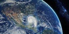 Die Erdatmosphäre verliert Sauerstoff