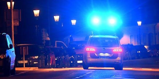 Polizeieinsatz in Wien. Symbolbild