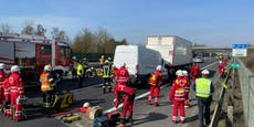Tödlicher Verkehrsunfall – A25 derzeit gesperrt