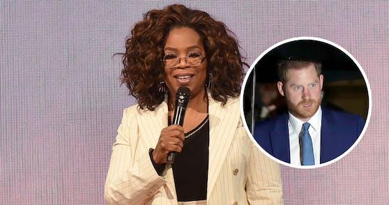 Oprah plaudert nun etwas aus.