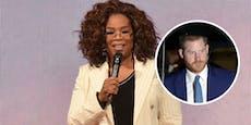 """Oprah: """"Was mir Harry noch nach dem Interview sagte"""""""