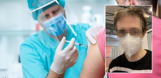 """""""Heute""""-Leser Mario S. wollte sich impfen lassen."""
