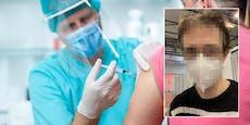 """Blinder (39): """"Impfen in Wien ist nicht barrierefrei"""""""